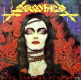 CD Sarcófago - The Laws of Scourge
