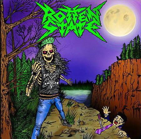 ROTTEN STATE - Kill It Yourself (CD)