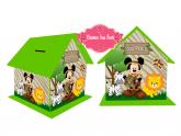 decoração Mickey Safari