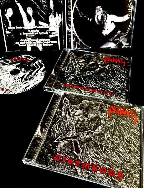 Sabbat – Disembody - CD