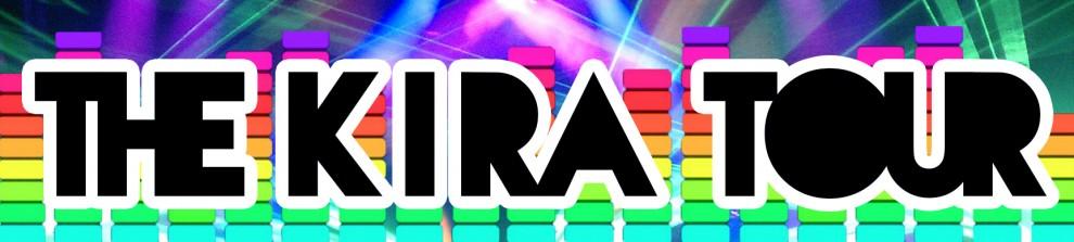 The Kira Tour - Agenda de Shows e Ingressos