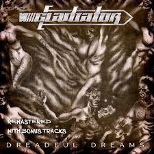 CD Gladiator – Dreadful Dreams