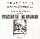 DARK AGES - The Tractatus de Hereticis et Sortilegiis - CD