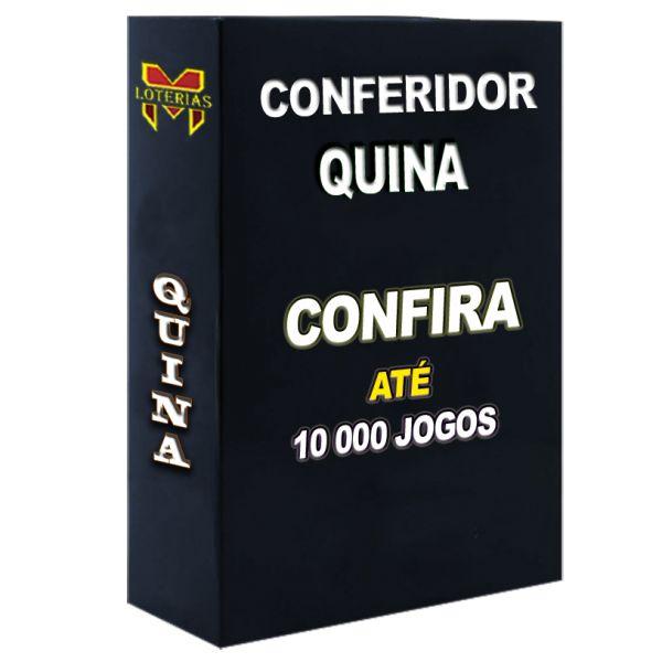 SUPER CONFERIDOR QUINA