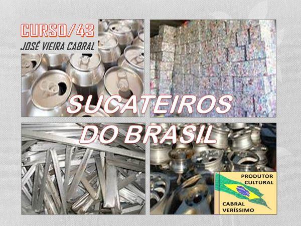 43. SUCATEIROS DO BRASIL
