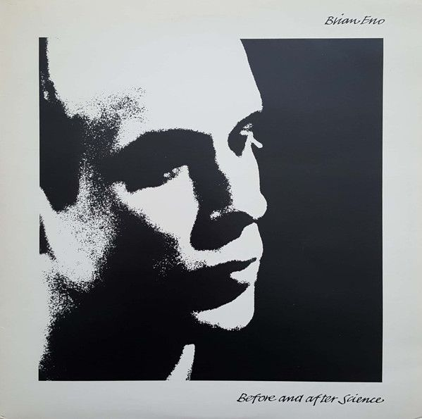 LP 12 - Brian Eno ‎– Before And After Science