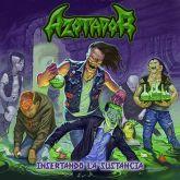 Azotador - Insertando la sustancia (Bolivia) - CD