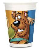 Copo descartável Plastico Scooby Doo Festcolor