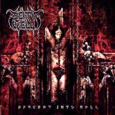 DEATH YELL - Descent into Hell - LP (Gatefold)
