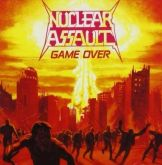 CD Nuclear Assault - Game Over / The Plague