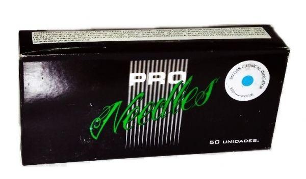 Agulha Pro Needles  7 MG - 50 unid