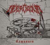 CD Necrodium - Remnants