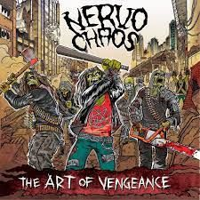 CD - Nervochaos - Art of Vengeance (CD + DVD)