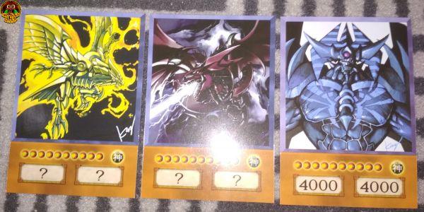 3 deuses 2° Edição