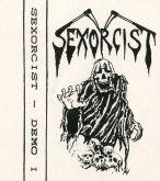 SEXORCIST  - Demo I - CASSETE