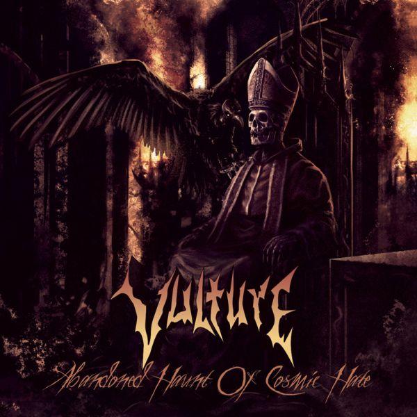 CD Vulture - Abandoned haunt of cosmic hate
