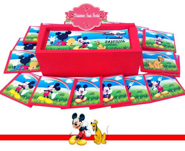 Aniversário do Mickey