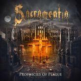 - CD Sacramentia - Prophecies of Plague (Digipack)