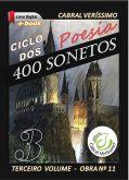 Z-11) Ciclo dos 400 Sonetos - vol. III > 226 págs