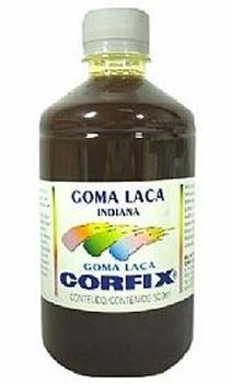 Goma laca indiana 500ml Corfix