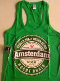 Amsterdam Stoned Drunk Horny, Regata nadador feminina
