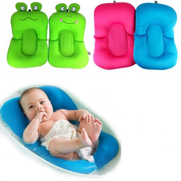 Almofada de Banho do Bebê