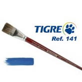 Pincel  141 Tigre Chato