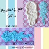 Renda Guipir Sofia