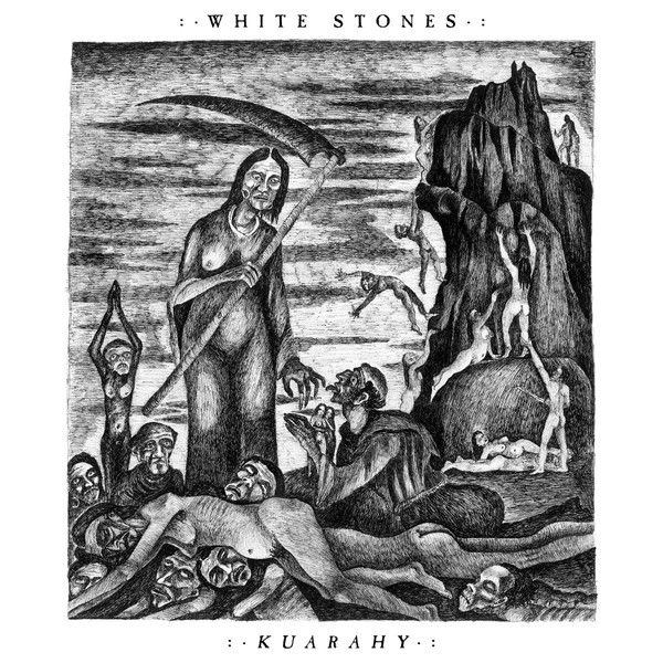 CD White Stones - Kuarahy