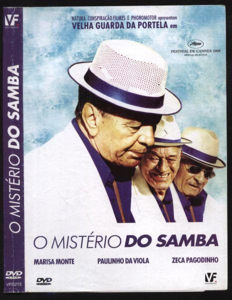 Resultado de imagem para O'Mistério do samba