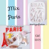 Mix Paris - Cód 1105