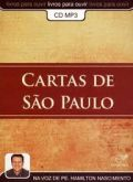 CD MP3 AS CARTAS DE PAULO