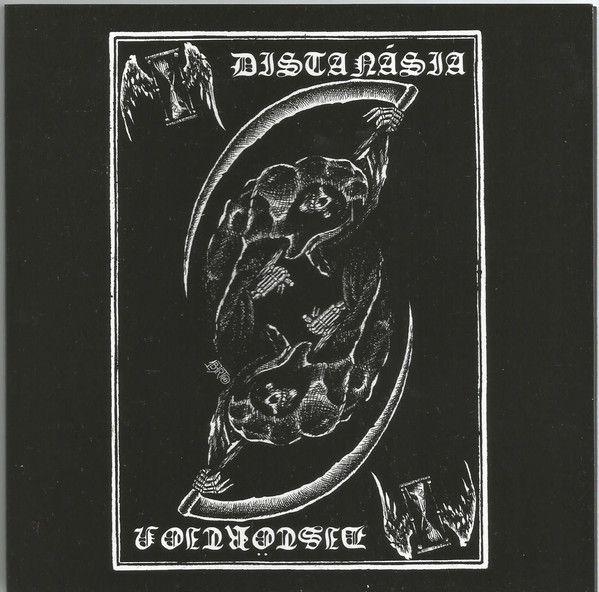 7'' - Distanásia / Distörtion - Split