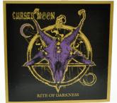 CURSED MOON - Rites of Darkenss - CD