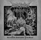 DEATH INVOKER - Necromantic Desecration ~ Live Ritual -  CD