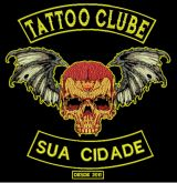 Tatto Clubbe Matriz para Bordar