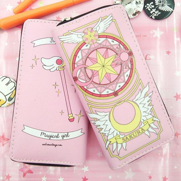 Carteira Sakura Card Captor  1
