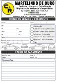 BLOCO A4 - 21X29,7cm C/ 100 FOLHAS