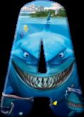 Alfabeto - Procurando Nemo 3 - PNG