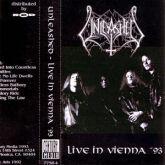 UNLEASHED - Live in Vienna '93 - CASSETE