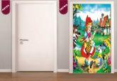 Porta Infantil   - Ref 708