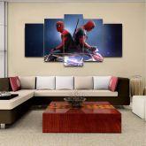 Homem-Aranha e DeadPool