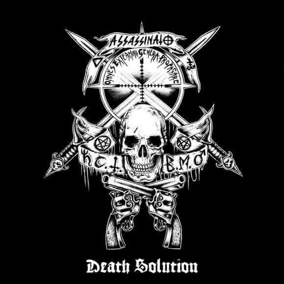 CD Assassinato / Invernal Noctambular – Death Solution / Black Pest