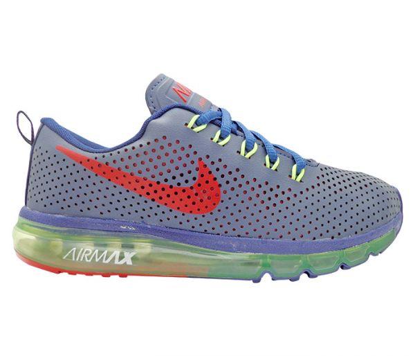 cheap for discount a3a15 177b8 Tênis Nike Air Max Motion Azul Marinho e Vermelho