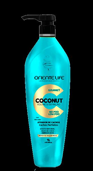 Ativador de Cachos Coconut