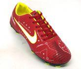 Chuteira Nike Mercurial Victory 6 Neymar Campo Vermelho e Verde 70d5b6c60ae4e