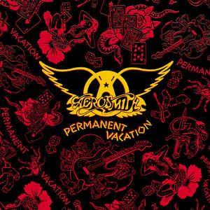 CD - Aerosmith – Permanent Vacation