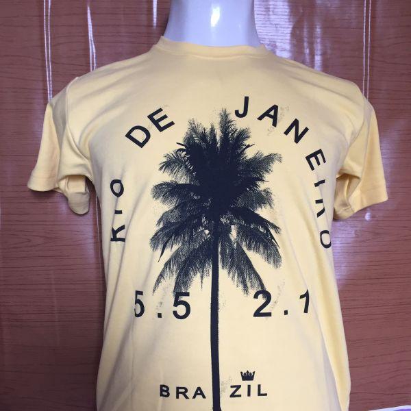 2531606e64 Camiseta Osklen Big-Shirt (Malhão) - VIP Outlet.