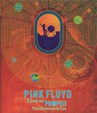 DVD - Pink Floyd ‎– Live At Pompeii - The Director's Cut