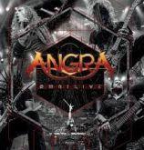 DVD - Angra - Omni Live slipcase